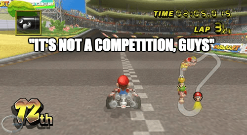 competition Mario Kart - 8603677184