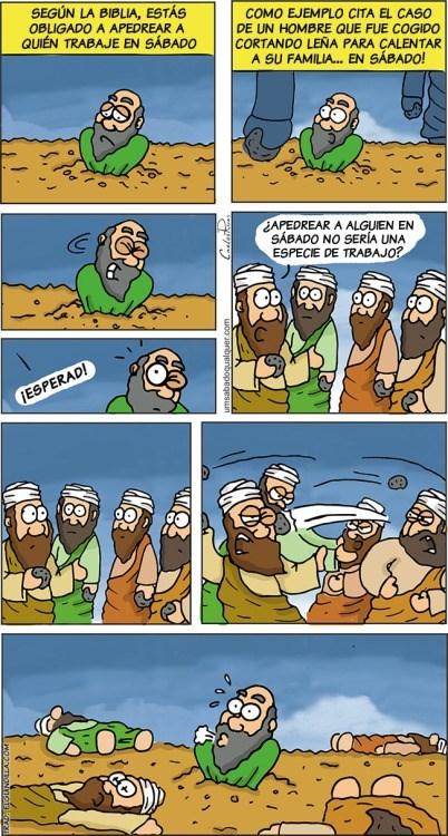 cosas de la biblia