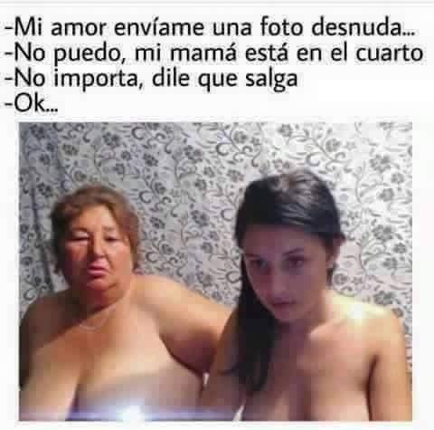 mandame una foto desnuda
