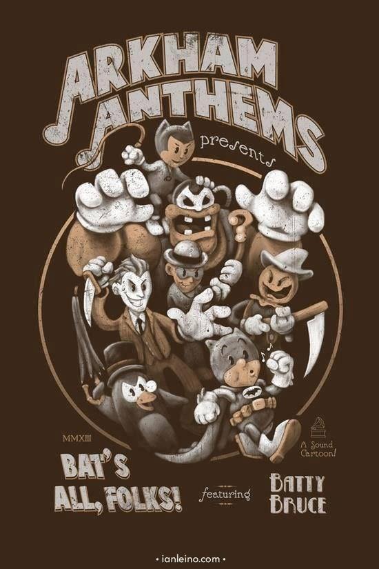 superheroes batman Be Very Very Quiet, I'm Hunting Crime