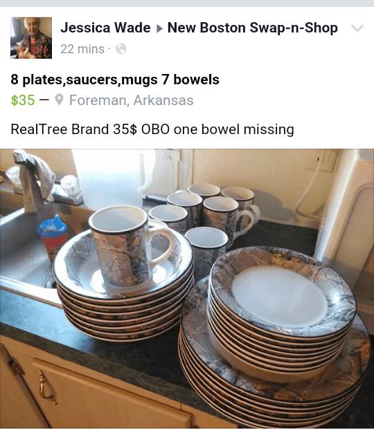 sale facebook plates spelling - 8604241152