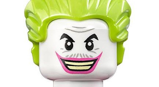 superheroes batman lego LEGO's Batman '66 Includes Man Boobs and Cesar Romero's Mustache