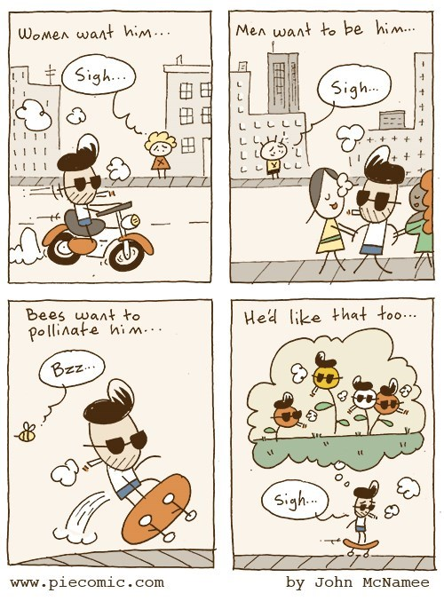 web comics dreams flowers We Can't All Be Flowers