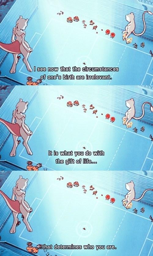 mew anime mewtwo - 8604439808