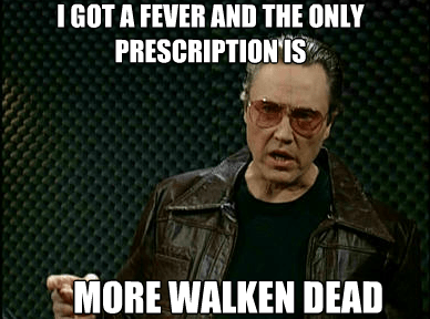 more walken dead