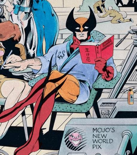 superheroes wolverine Even Wolverine Deserves Some Pampering