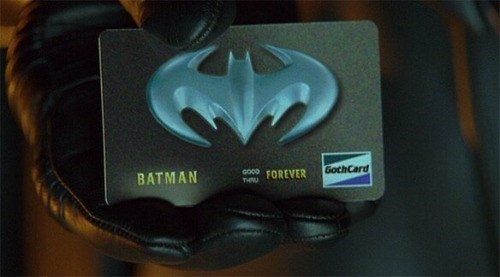 superheroes memes batman A Bat Credit Card? NO!