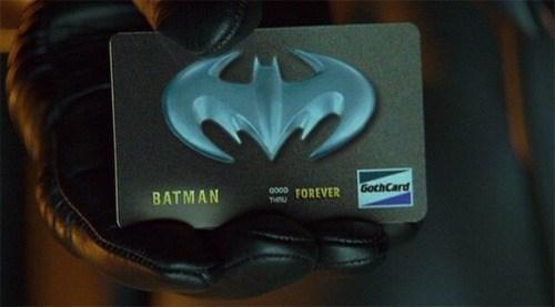 superheroes memes batman A Bat Credit Card? NO!