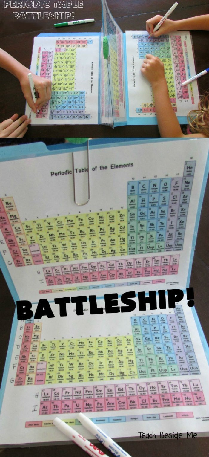 win study hack teacher turned battleship into studious game with periodic table