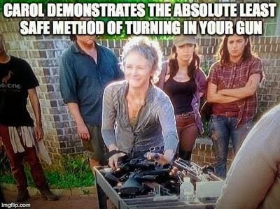 carol The Walking Dead - 8604961024