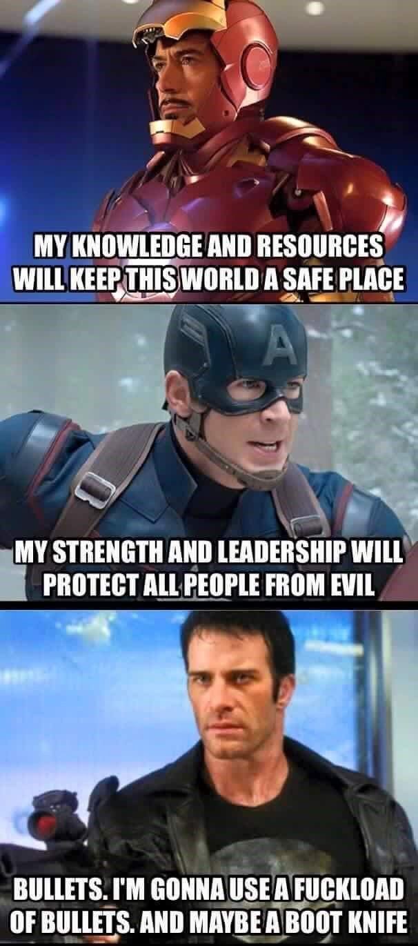 punisher iron man captain america - 8605220864