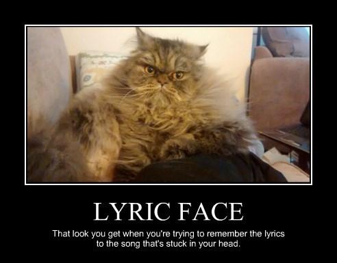 LYRIC FACE