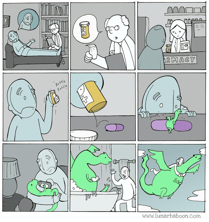 medicina contra depresión