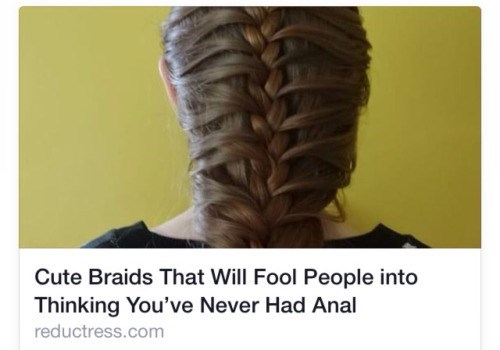 funny memes braids to fool people anal