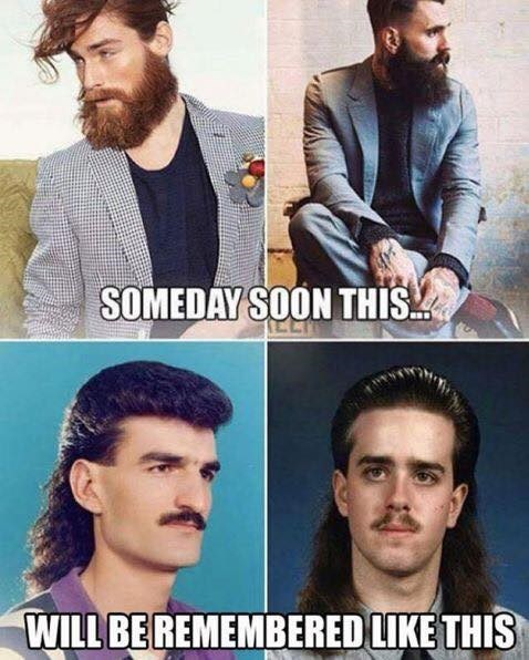 soon hipster hair will be like mullets
