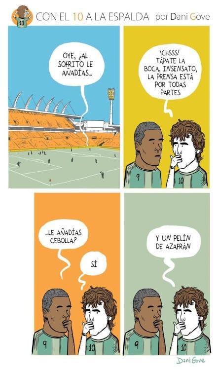 secretos del futbol