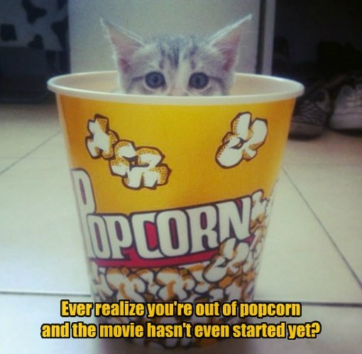 It's National Popcorn Day!