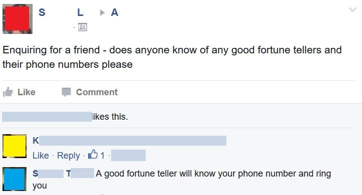 FAIL,phone,fortune tellers,facebook