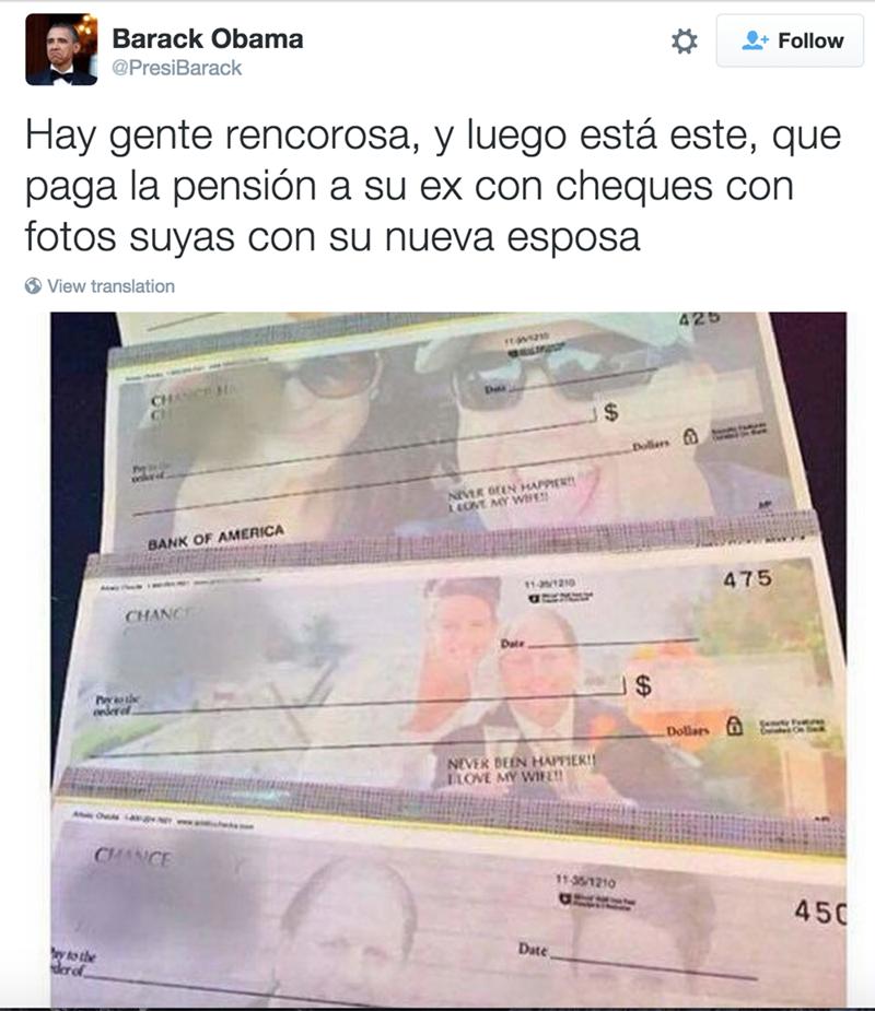 pagar con cheques