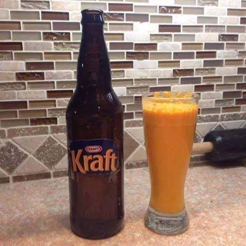 kraft macaroni and cheese beer