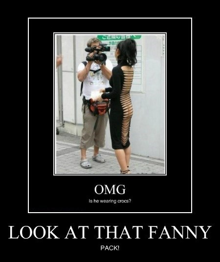 LOOK AT THAT FANNY