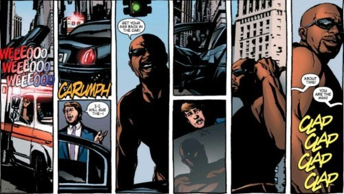 luke cage superheroes donald trump Did Donald Trump Just Threaten to Sue Luke Cage?