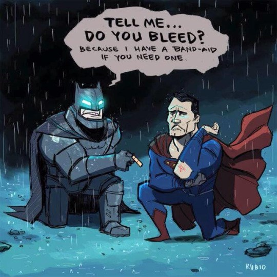 superman batman image How Sweet of You