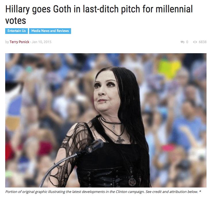 Hillary Clinton politics - 8606814976