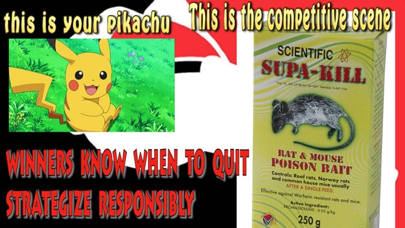 pikachu competitive play - 8606955520