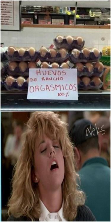 huevos orgasmicos