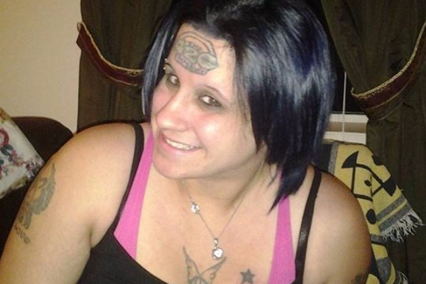forehead tattoo removal fundraiser Not Everyone Thinks That This Woman Deserves The Money She Raised on GoFundMe to Remove Her Forehead Tattoo