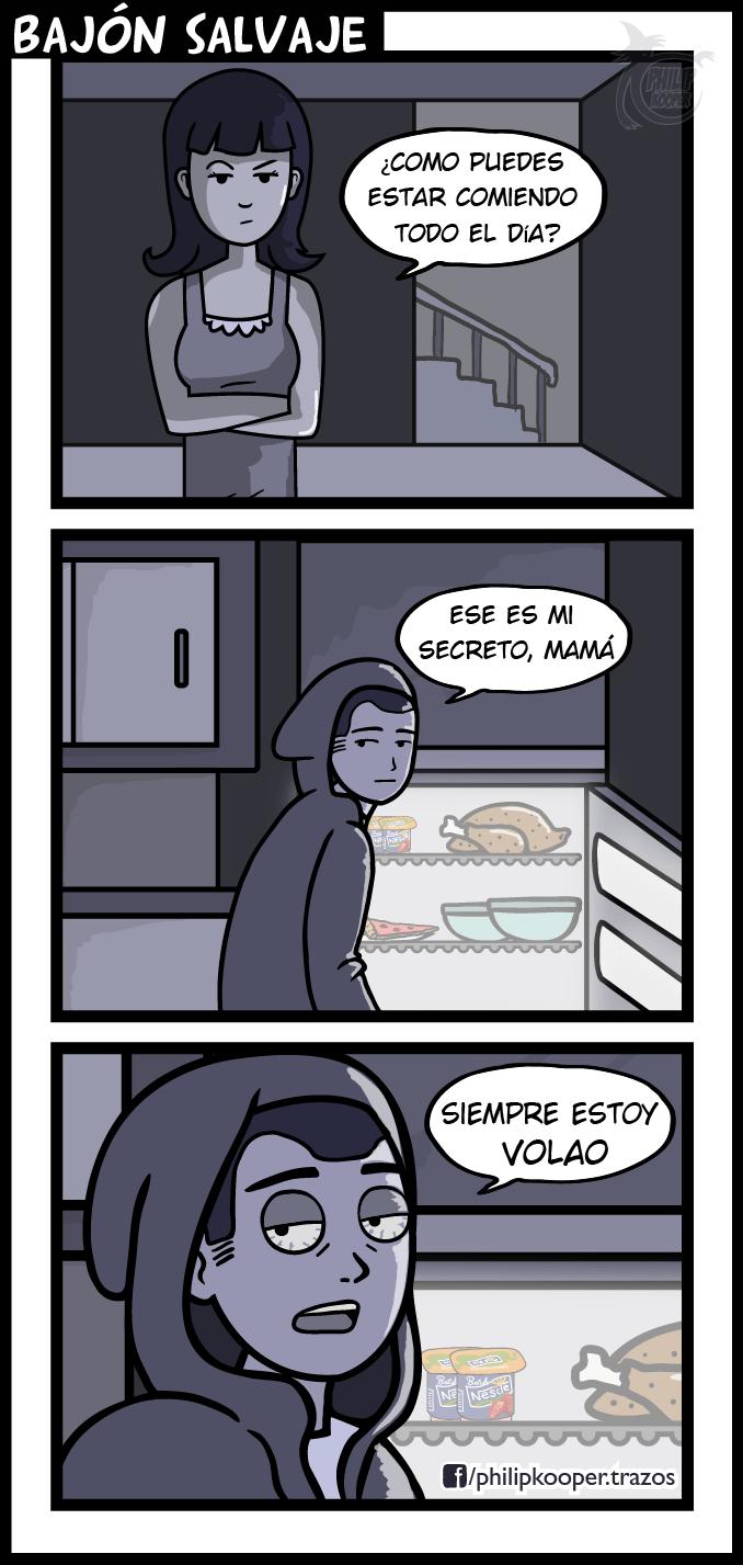 secreto de muchos