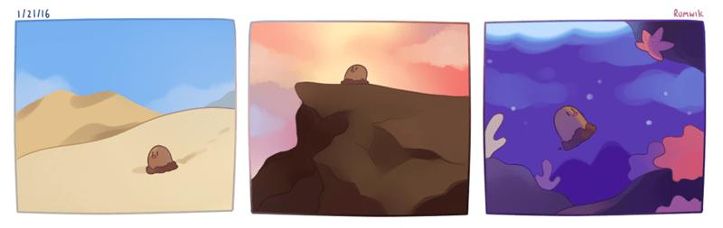 diglett adventure