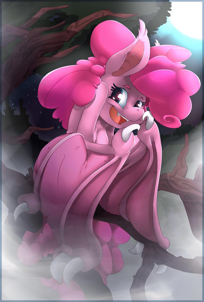 bat pony pinkie pie - 8607385088