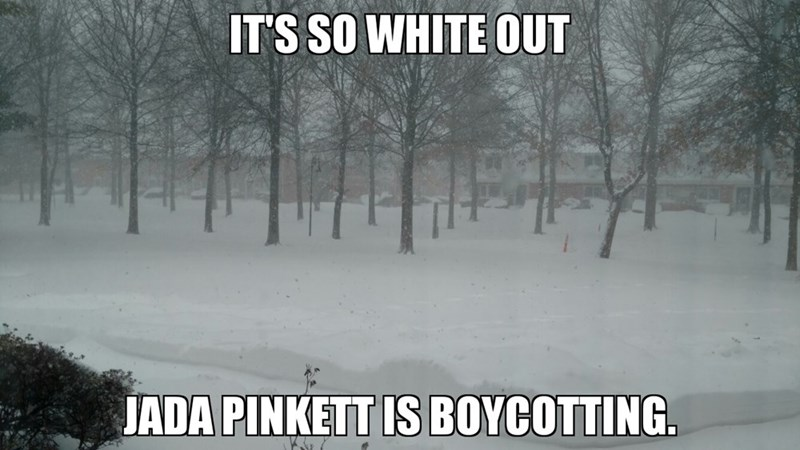 funny memes snow so white jada boycotting