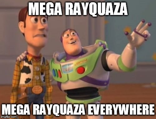 mega rayquaza VGC