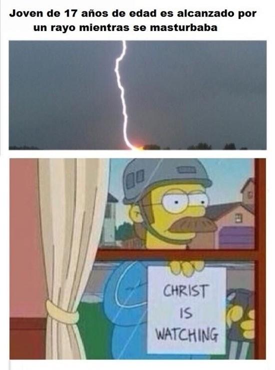cristo te vigila