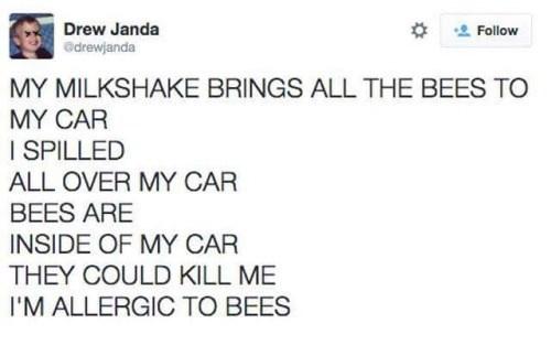bees milkshake - 8607726592