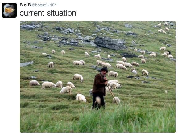 Pasture - B.o.B @bobat 10h current situation
