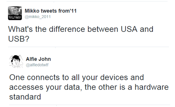 difference between usa and usb