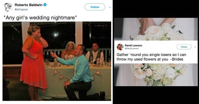 30 Wedding Memes & Tweets For Anyone Getting Ready To Tie The Knot