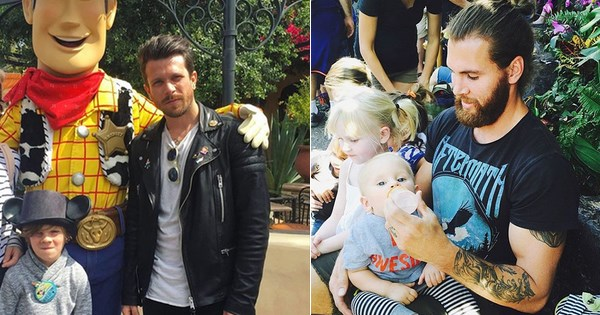 dads,list,fatherhood,instagram,parenting,dilf,dad,disneyland