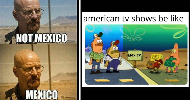 'Mexico In American Movies' Is A Sepia-Toned Meme That We're Really Digging Right Now