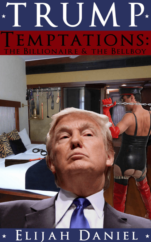 donald trump kindle romance novel