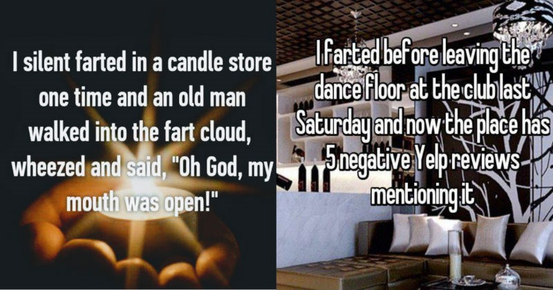 funny stories about farting