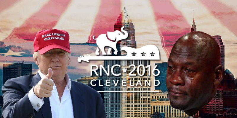 Republicans twitter list donald trump GOP-RNC mike pence politics 2016 Election