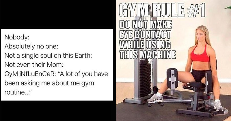 15 Gym Memes That'll Make You Feel Sad About Your Summer Body