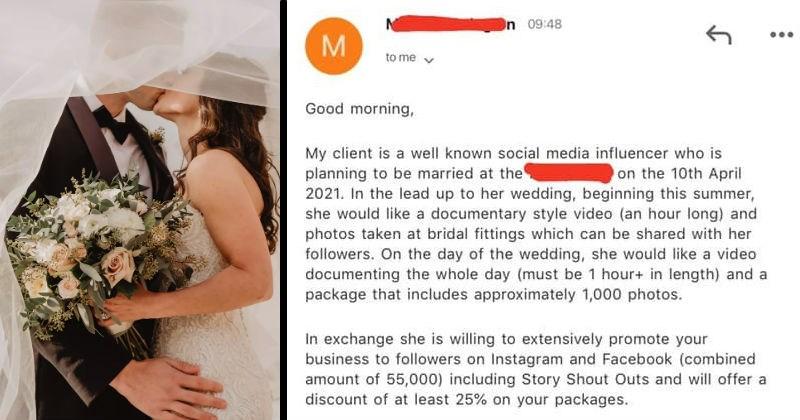 story about social media influencer monster bride
