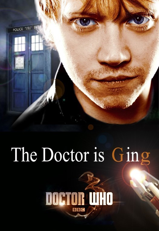 The Doctor is Ging