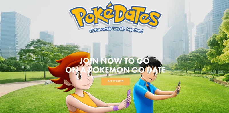 Pokémon news pokemon go Video Game Coverage tinder dating apps video games nintendo dating - 868101